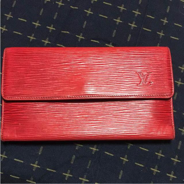 online store 9459f 8f401 ルイヴィトン エピ 長財布 | フリマアプリ ラクマ