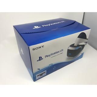プレイステーションヴィーアール(PlayStation VR)の【国内正規新品】PlayStation VR Camera同梱版 CUH-ZVR(家庭用ゲーム機本体)