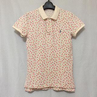 ラルフローレン(Ralph Lauren)の【けーちゃん様専用】RALPH LAUREN〈ラルフローレン〉 小花柄ポロシャツ(ポロシャツ)