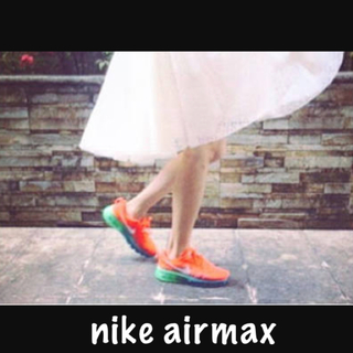 ナイキ(NIKE)の最終値下げ nike airmax(スニーカー)