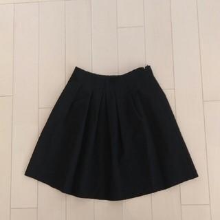 マーキュリーデュオ(MERCURYDUO)のマーキュリーデュオ☆黒のプリーツスカート(ミニスカート)