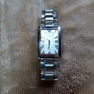 エンポリオアルマーニ(Emporio Armani)の🉐エンポリオアルマーニ時計(金属ベルト)