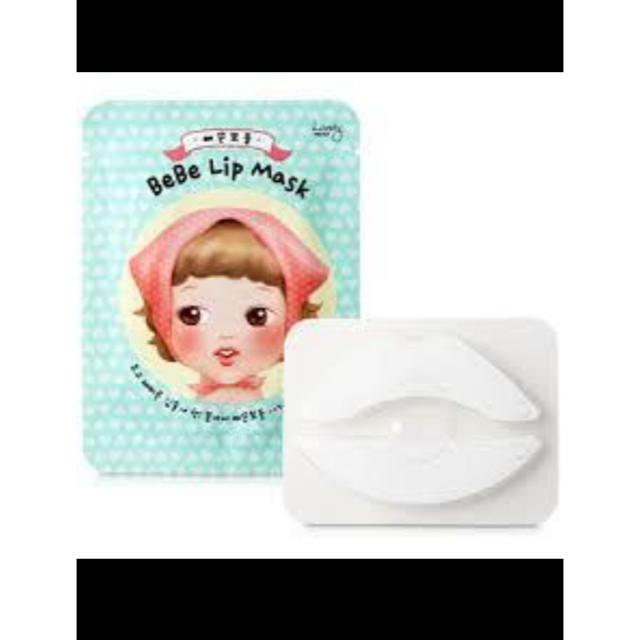 THE FACE SHOP(ザフェイスショップ)のTHE FACE SHOP BeBe リップマスク コスメ/美容のスキンケア/基礎化粧品(パック/フェイスマスク)の商品写真