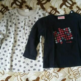 長袖4着(Tシャツ)