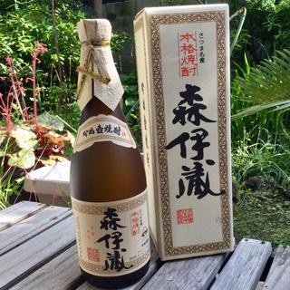 saku様専用 森伊蔵 720ml/化粧箱付 8本組(焼酎)