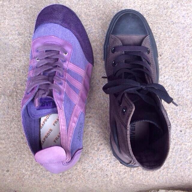 FRAPBOIS(フラボア)のFRAPBOIS ジャガー レディースの靴/シューズ(スニーカー)の商品写真
