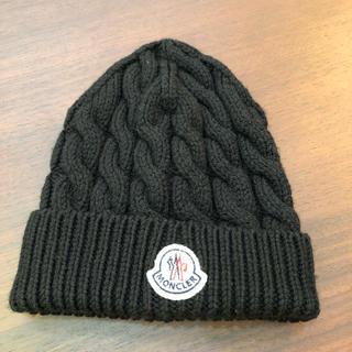 モンクレール(MONCLER)のモンクレール 帽子(キャップ)