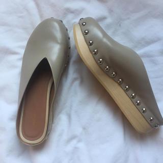 ステュディオス(STUDIOUS)の厚底(ローファー/革靴)