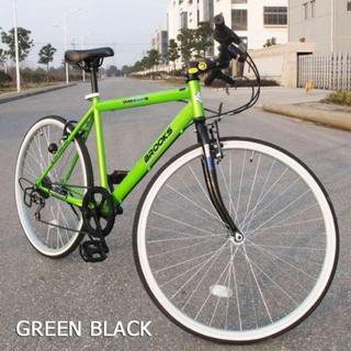 自転車本体(グリーン・カーキ/緑色系)の通販 30点(スポーツ ...