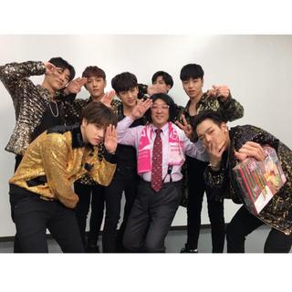 アイコン(iKON)の17日まで取り置き   iKON オーラス 神戸 11月12日 2連番(K-POP/アジア)