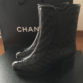 シャネル(CHANEL)のシャネル CHANEL ブーツ(ブーツ)