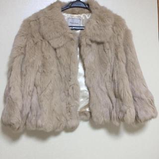 クチュールブローチ(Couture Brooch)のファーコート♡(毛皮/ファーコート)