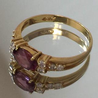 purpleさま専用(リング(指輪))