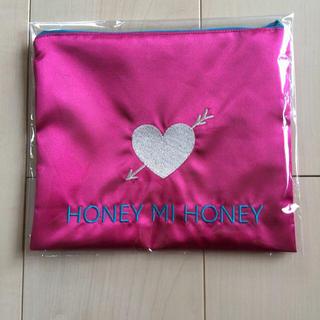 ハニーミーハニー(Honey mi Honey)の新品 ハニーミーハニーノベルティポーチ(ポーチ)