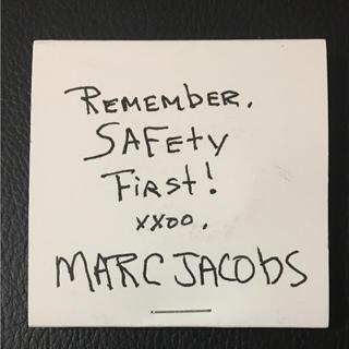 マークジェイコブス(MARC JACOBS)のMARC JACOBS おしゃれ スキン(ノベルティグッズ)