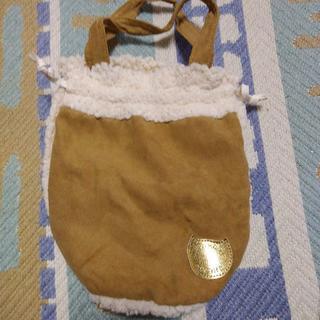 ツモリチサト(TSUMORI CHISATO)の【雑誌付録、未使用】TSUMORI CHISATOバッグ(ハンドバッグ)