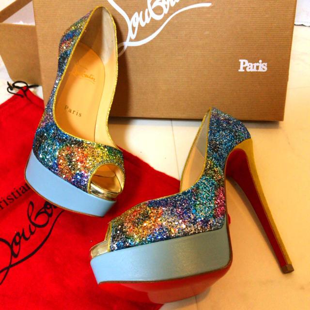 Christian Louboutin(クリスチャンルブタン)の幻のChristianLouboutin♡ルブタン レディースの靴/シューズ(ハイヒール/パンプス)の商品写真