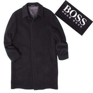 ヒューゴボス(HUGO BOSS)のHUGO BOSS MALO ウール ステンカラーコート(ステンカラーコート)