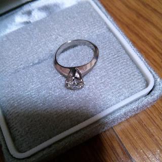 ダイヤ指輪 エメラルド指輪 メレダイヤ指輪 3点セット(リング(指輪))