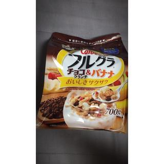 カルビー(カルビー)のフルグラ チョコクランチ&バナナ(その他)
