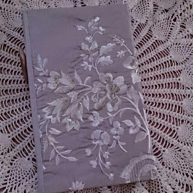 ハンドメイド 懐紙入れ グレー ハンドメイドのファッション小物(その他)の商品写真