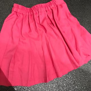 スピンズ(SPINNS)のピンク スカート(スカート)