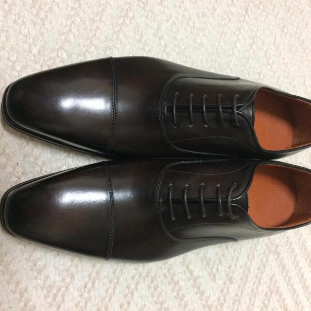 LOBBS(ロブス)の未使用 ロブス イタリア製 41 メンズの靴/シューズ(ドレス/ビジネス)の商品写真