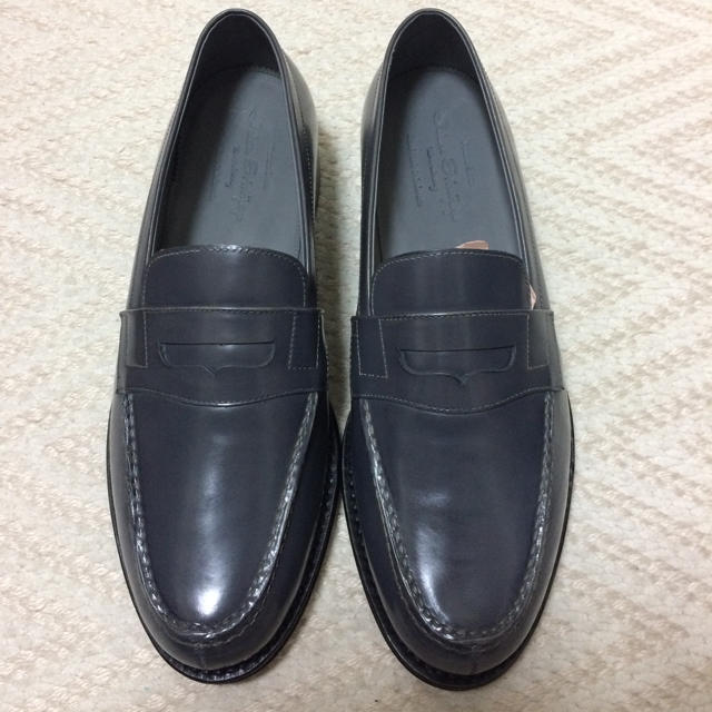 EDWARD GREEN(エドワードグリーン)の未使用 ジャランスリワヤ 8 メンズの靴/シューズ(ドレス/ビジネス)の商品写真