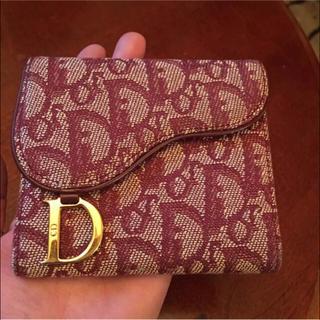 クリスチャンディオール(Christian Dior)のクリスチャンディオール カード入れ 正規品(パスケース/IDカードホルダー)