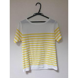 ジーユー(GU)のシャツ(Tシャツ/カットソー(半袖/袖なし))