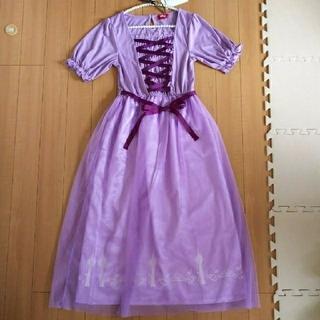 ディズニー(Disney)の即購入歓迎!新品未使用☆大人用ラプンツェル衣装(その他ドレス)