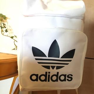 アディダス(adidas)の【最安価】adidas originalsリュック ホワイト(バッグパック/リュック)