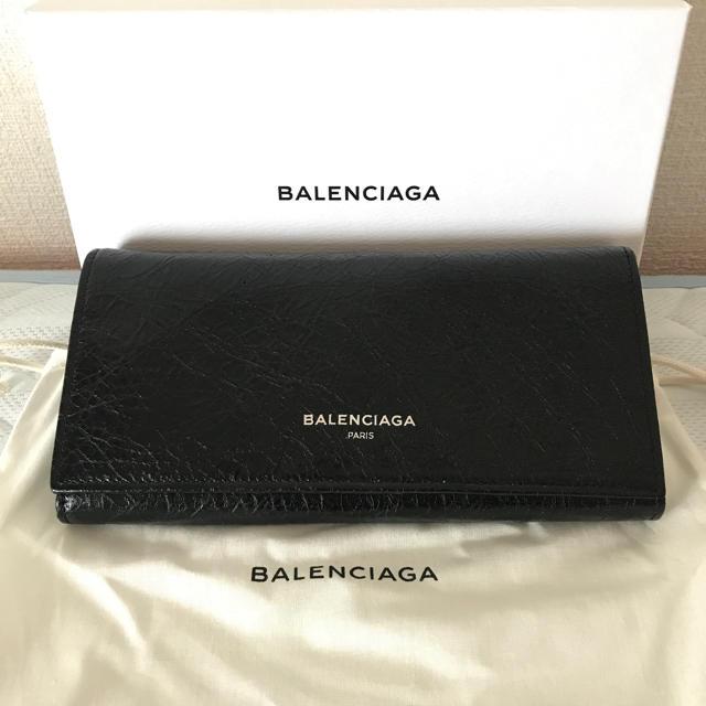 best loved 049b3 51aae BALENCIAGA 財布 | フリマアプリ ラクマ