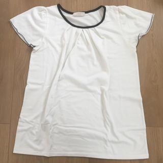 エニィスィス(anySiS)のカットソー Mサイズ(Tシャツ/カットソー(半袖/袖なし))