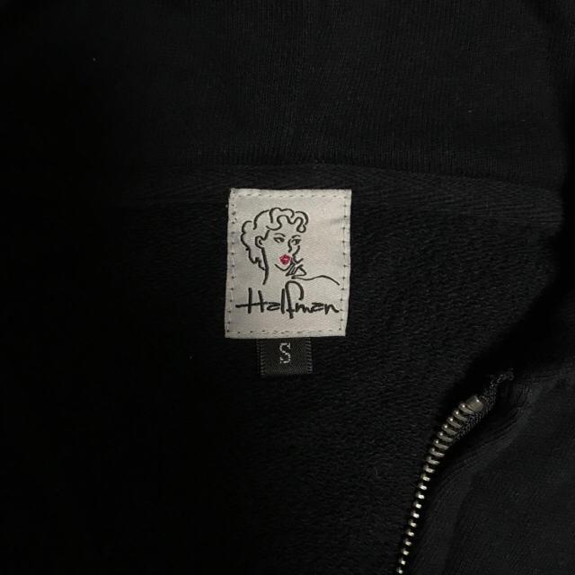 HALFMAN(ハーフマン)のハーフマン 100 パーカー キッズ/ベビー/マタニティのキッズ服 男の子用(90cm~)(ジャケット/上着)の商品写真