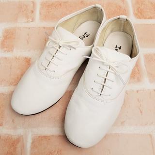 レペット(repetto)の未使用 レペット ☆ ZIZI オックスフォード レザーシューズ 36.5(ローファー/革靴)