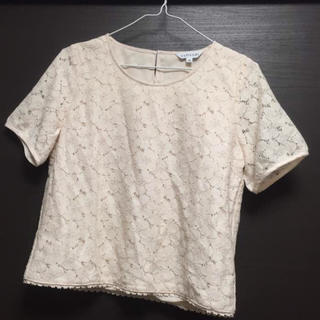シマムラ(しまむら)のレースTシャツ(Tシャツ(半袖/袖なし))