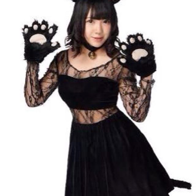 黒猫 コスプレ