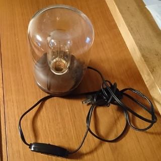 ムジルシリョウヒン(MUJI (無印良品))のアロマランプ/BRUNO/ブルーノ/インテリアライト/テーブルライト(アロマポット/アロマランプ/芳香器)