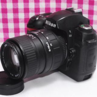 ニコン(Nikon)の❤大切な日々を綺麗に残したい❤ Nikon D70 レンズキット(デジタル一眼)