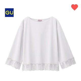 ジーユー(GU)のセーラームーン GU レースコンビT M(Tシャツ(長袖/七分))