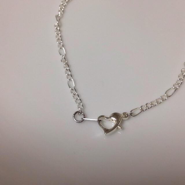 ハンドメイド2wayネックレス。 ハンドメイドのアクセサリー(ネックレス)の商品写真