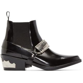 トーガ(TOGA)のトーガプルラ メタル装飾アンクルブーツ 39(ブーツ)