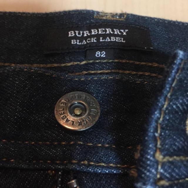 BURBERRY BLACK LABEL(バーバリーブラックレーベル)の大幅値下げ バーバリー Gパン メンズのパンツ(デニム/ジーンズ)の商品写真