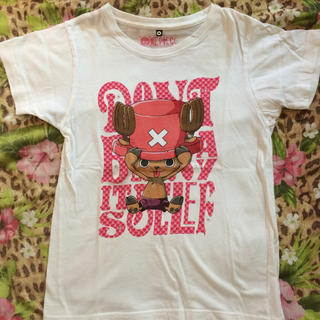 バンダイ(BANDAI)の☆ワンピース☆チョッパーTシャツ☆(Tシャツ(半袖/袖なし))
