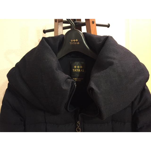 Noble(ノーブル)のスピックアンドスパンノーブル TATRAS別注ダウン レディースのジャケット/アウター(ダウンコート)の商品写真