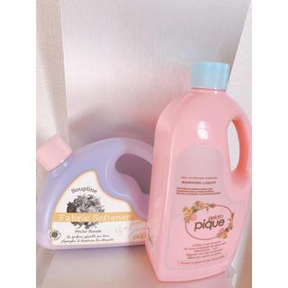 ジェラートピケ(gelato pique)のジェラートピケ 洗剤(洗剤/柔軟剤)