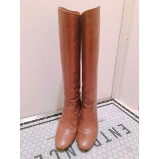 オデットエオディール(Odette e Odile)のユナイテッドアローズ購入ブーツ(ブーツ)