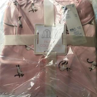 ジーユー(GU)の未開封 未使用品 gu パジャマコレクション キャット XXL ③(パジャマ)