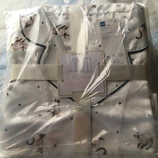 ジーユー(GU)の未開封 未使用品 gu パジャマコレクション キャット XL(パジャマ)